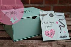 Unboxing   Douglas Box of Beauty März 2015