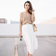 Shop the Look from thehanhsolo on ShopStyle Modest Dresses, Modest Outfits, Stylish Outfits, Cute Outfits, Modest Wear, Modest Clothing, Work Outfits, Muslim Fashion, Modest Fashion