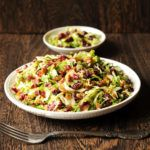 brussel sprouts' salad