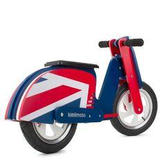 Kiddimoto Brit Pop Scooter