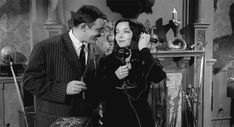 What Couples Can Learn From Gomez and Morticia Addams - Paging Dr. NerdLove