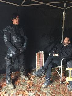 Bob and Henry BTS