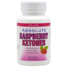 Absolute Nutrition Raspberry Ketones