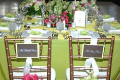 """Brides and grooms have voted We Rent Atlanta as the """"Best Party Rental Company"""" in the 2012 Best of Atlanta Bridal Awards (BABA)! www.werentatlanta.com"""