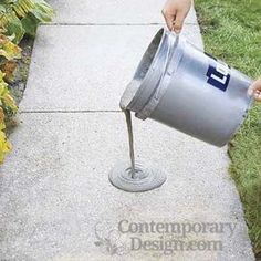 Can you pour concrete over concrete? Over time, concrete hardens and becomes less porous. Hardening can cause imperfections. Additionally, concrete can sink into the underlying ground.
