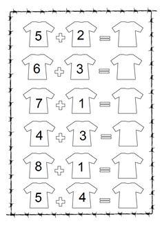 Missing Number Worksheet Pdf easy and printable 1st Grade Writing Worksheets, Math Addition Worksheets, English Worksheets For Kindergarten, Free Printable Math Worksheets, Kindergarten Math Activities, Kindergarten Math Worksheets, Preschool Math, Missing Number Worksheets, Free Activities