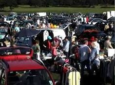 Sunday Morning EARLY: Lansdown Car Boot Sale