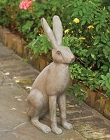 Bunny Gardeners with Basket | Charleston Gardens® - Home and Garden Collection Classic outdoor and garden furnishings, urns & planters and garden-related gifts