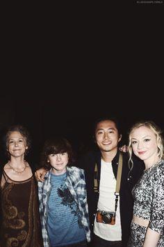 Melissa, Chandler, Steven, & Emily