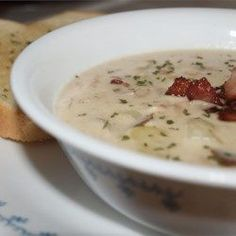 New England Clam Chowder I - Allrecipes.com