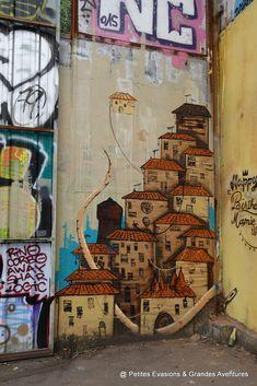 Street art à Bordeaux : balade photographique à Darwin – Petites Evasions & Grandes Aventures