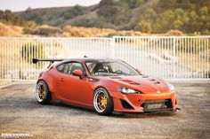 Stance:Nation – Form > Function » Stay Crushing // Robert Kochis' Scion FR-S.