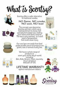 Come check out all the amazing Scentsy products at:  www.simplywicklesscandles.scentsy.us