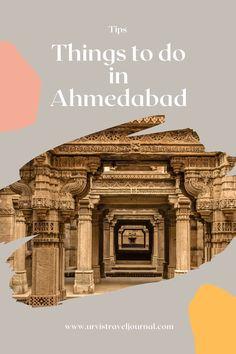 Ahmedabad is not only about heritage sites. It offers a mixture of modern and heritage culture. It has plenty of spots for shopping and dining, including street-side to fine dining. Sabarmati river divides the city into two parts.