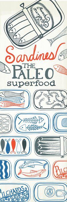 Sardines - The Paleo Superfood — amberlynnbenton