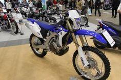YAMAHA - TOKYO MOTORCYCLE SHOW 2012