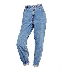 blue jeans / polyvore