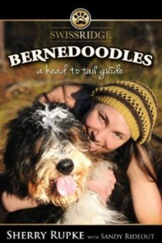 Bernedoodle book written by Sherry Rupke from Swissridge kennels who is the the creator of this fabulous new hybrid. This book is available on amazon.  http://www.amazon.ca/gp/aw/d/B00EILT2VU/ref=mp_s_a_1_1?qid=1377669589=8-1=AC_SX110_SY165