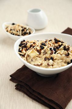 Oatmeal can be the breakfast of champions.