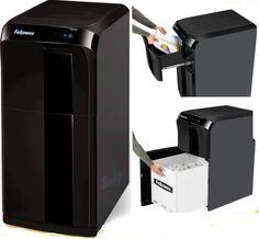 Fellowes AutoMax 300C Cross Cut Paper Shredder