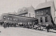 Vintage Johnstown: Conemaugh Wreck