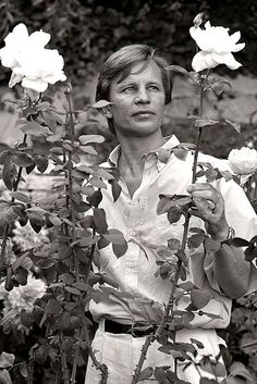 Michael York - He was my heart throb when I was a lot younger.