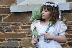 Help you down the aisle I must: The day Yoda empowered a flower girl with autism