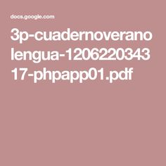 3p-cuadernoveranolengua-120622034317-phpapp01.pdf
