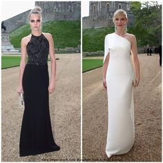 May 2014 Events - Black, White  Monochrome Trends in Cannes, Ralph Lauren's Dinner  Met Ball Gala | Miss Street Chic