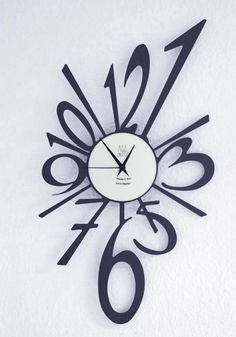 horloge murale design frivolous atylia | horloge | pinterest