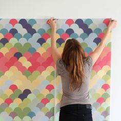 Fishwall Pattern Wall Tiles