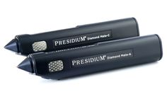 Presidium Diamond Mate Tester A/C (PDMT-A/ PDMT-C) A pocket-sized instrument that instantly verifies the authenticity of diamonds based on their thermal properties.  #diamond #tester #presidium #authenticity