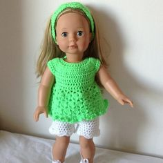 Free Crochet Patterns For 18 In Doll Clothing - Knitting Bordado Free Crochet Patterns For 18 In Doll Clothing Pdf Crochet Pattern For 18 Inch Doll American Girl Doll Or American Girl Outfits, American Doll Clothes, Ag Doll Clothes, American Girls, Doll Patterns Free, Doll Dress Patterns, Free Pattern, Knitting Patterns, Pattern Dress
