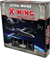 Star Wars X-Wing Miniatures Game Core Set Fantasy Flight Games in Board Games. X Wing Miniatures, Tie Fighter, Caza Tie, Star Wars Games, Board Game Geek, Tabletop Games, The Expanse, Card Games, Board Games