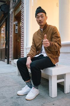 My dumptruck of stuff taken without permission from r/streetwear combined into one easy to use inspo album - Album on Imgur
