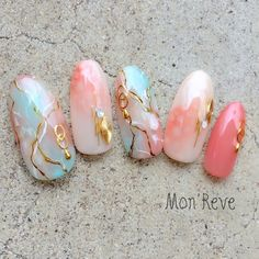 35 Simple Ideas for Wedding Nails Design Natural Wedding Nails, Simple Wedding Nails, Wedding Nails Design, Asian Nails, Korean Nails, Nail Polish Art, Gel Nail Art, Korea Nail Art, Nail Art Designs