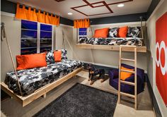 Designing and decorating a boys bedroom can be just as much fun as decorating a bedroom for girls. The only difference is that furniture sho...