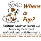 Here are some fun activities to reinforce understanding of positional words, and practice following directions.Make a cute 12 page
