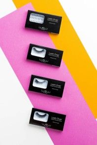 It's All About the Lashes with Instant Volume Lashes