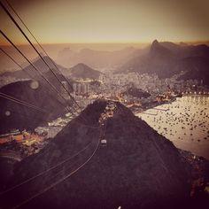 Mirante do Pao de Azucar #RiodeJaneiro