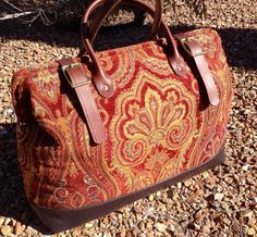 Carpet Bag by LondonJack1880 on Etsy, £190.00