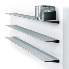 Adrian Meyer Wogg 10 Aluminium Wall Shelves