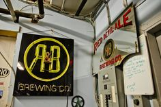 R & B is a characteristically East Vancouver brewery