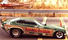 "Kosty Ivanof's Don Roberts shoed ""Boston Shaker"" '73 Vega F/C."