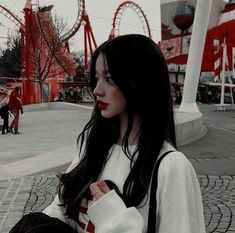 Korean Beauty Girls, Pretty Korean Girls, Cute Korean Girl, Asian Girl, Aesthetic People, Aesthetic Images, Aesthetic Girl, Korean Girl Photo, Korean Boys Ulzzang