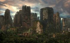 Sci Fi - Post Apocalyptic Wallpapers and Backgrounds