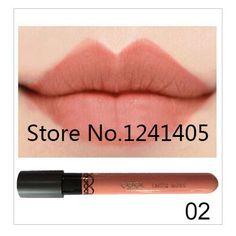 1Pcs Brand New Makeup COOL BETTY Amazing 12 Colors Waterproof Lip Gloss Lip Stick Long-Lasting Matte Lipstick Liquid #21010