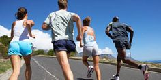 Study says modest mileage extends longevity, protects against heart disease.
