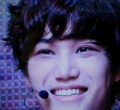 I LOVE THIS SMILE! Handsome Kai <3 Kim Jongin EXO <3