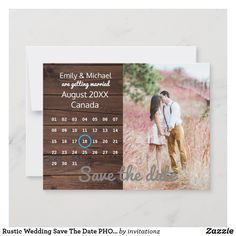 Save The Date Photos, Save The Date Cards, Party Invitations, Modern Wedding Save The Dates, Standard Postcard Size, Photo Calendar, Graduation Announcements, Wedding Color Schemes